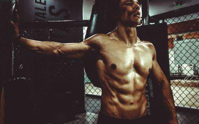 如何健身增肌