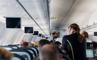 空姐是不錯的交往對象