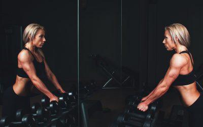 女人健身的好處