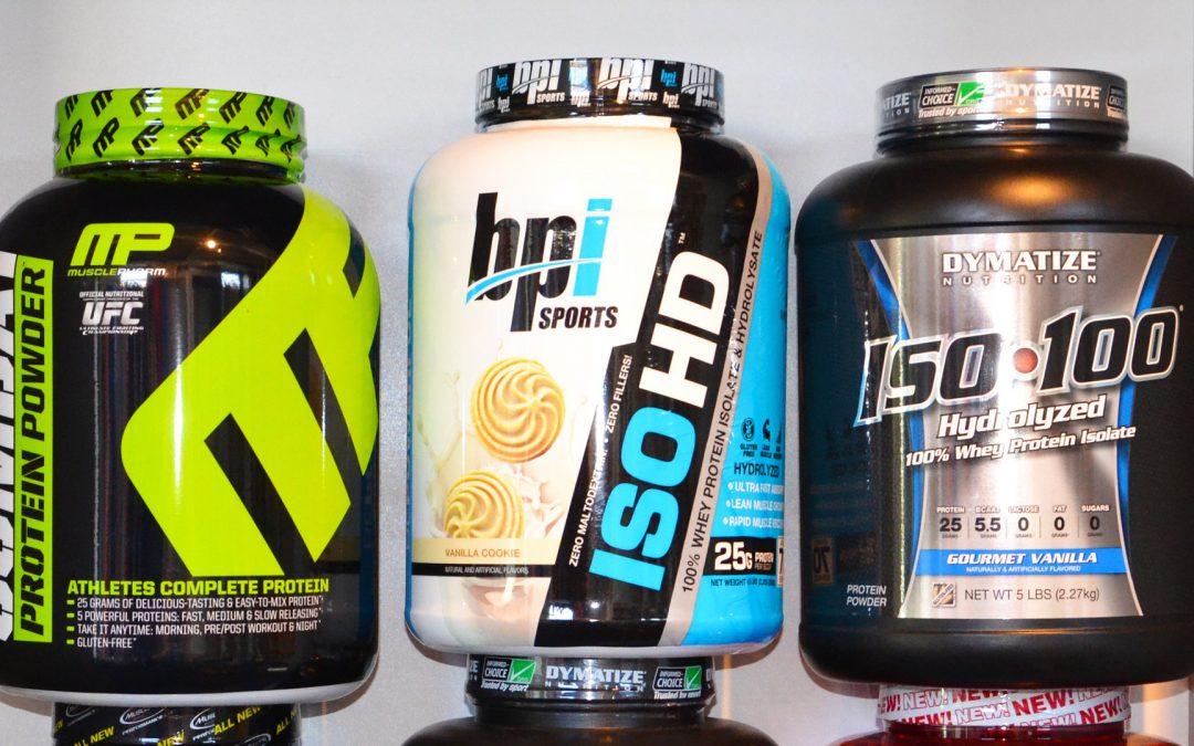 健身需不需要乳清蛋白?