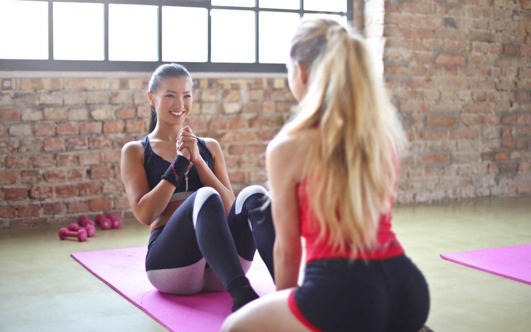 健身不需要健身器材