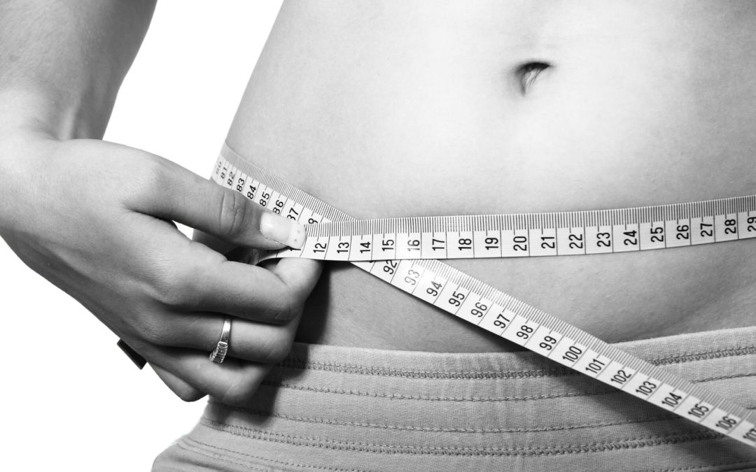只減肥會越減越肥